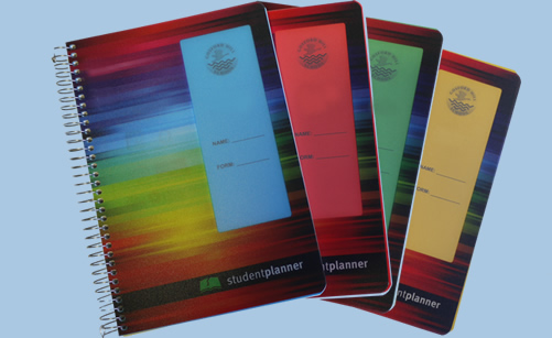 The Student Planner - Gosford Hill School